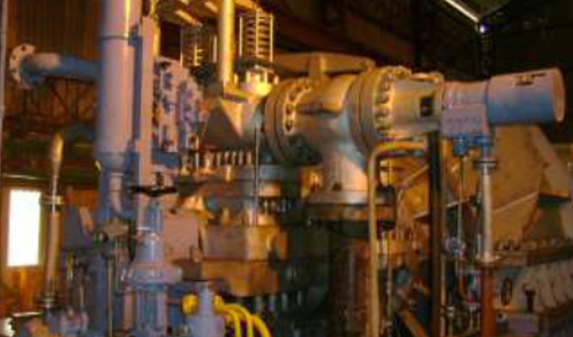 High Inlet Temperature Steam Turbine Generator