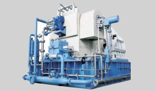 High Inlet Temperature and Pressure Steam Turbine Generator Set