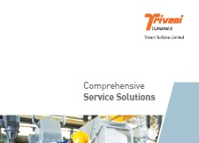 steam turbine brochure